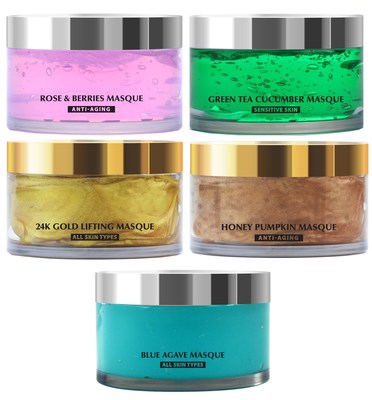 These facial masques are formulated to nourish, refine, and revive your skin. Now available for private labeling.