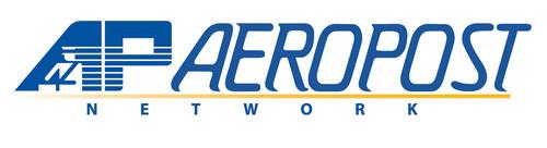 Aeropost Logo. (PRNewsFoto/Aeropost)