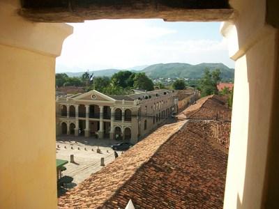 Palacio Municipal de Comayagua for SALVADOR ECHIGOYEN (PRNewsFoto/CANATURH)