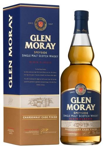 Glen Moray Classic Chardonnay Cask Finish (PRNewsFoto/La Martiniquaise - Bardinet)