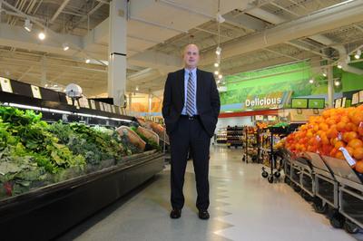 J.K. Symancyk named president of Grand Rapids, Mich.-based retailer Meijer. (PRNewsFoto/Meijer) (PRNewsFoto/MEIJER)
