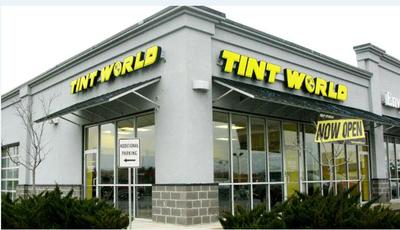 Tint World Franchise.  (PRNewsFoto/Tint World)