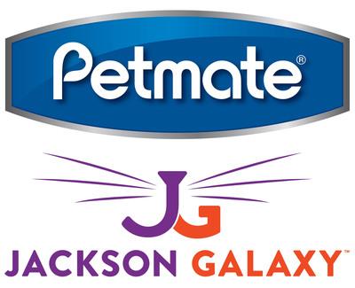Petmate - Jackson Galaxy logo. (PRNewsFoto/Petmate)