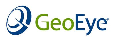 GeoEye logo. (PRNewsFoto/GeoEye)