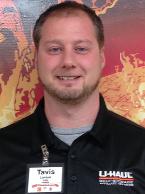Meet Tavis Larson, Marketing Company President of the New U-Haul Company of West Central Colorado.  (PRNewsFoto/U-Haul)