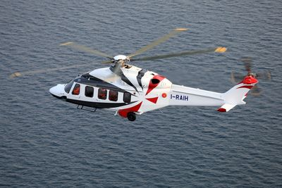 LCI To Expand Helicopter Fleet With Further AgustaWestland Orders