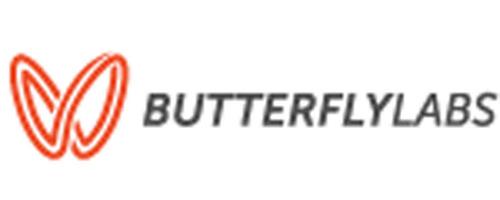 Butterfly Labs logo. (PRNewsFoto/Butterfly Labs) (PRNewsFoto/BUTTERFLY LABS)