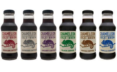 Earlier this year Chameleon Cold-Brew extended its line of ready-to-drink products, for which BevNET has given its award for the Best Coffee or Coffee-Based Beverage of 2015.