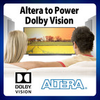 Altera programmable logic drives performance and image processing for enhanced viewing experiences on ultra-high definition (UHD) displays. (PRNewsFoto/Altera Corporation)