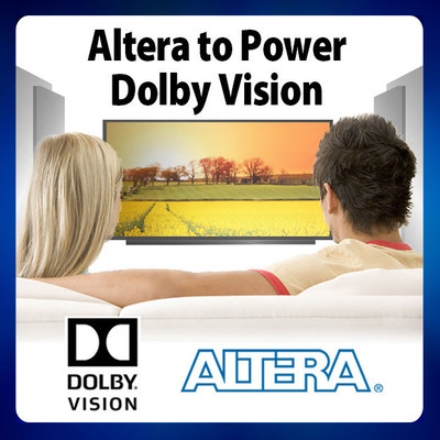 Altera programmable logic drives performance and image processing for enhanced viewing experiences on ultra-high definition (UHD) displays.