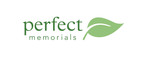 Perfect Memorials Logo.  (PRNewsFoto/Perfect Memorials)