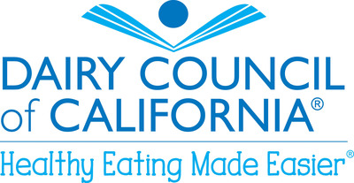 Dairy Council of California logo.  (PRNewsFoto/Dairy Council of California)