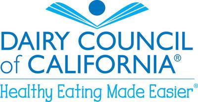 Dairy Council of California logo.  (PRNewsFoto/Dairy Council of California)