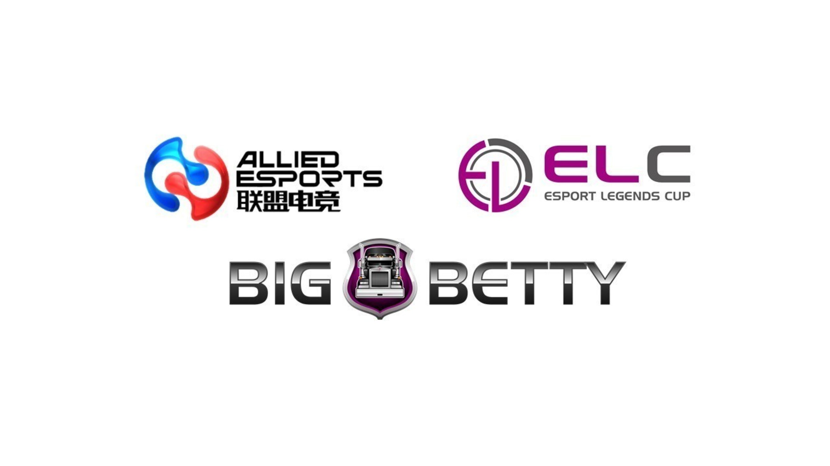 Allied eSports, ELC Gaming and Big Betty logo