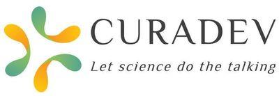 Curadev Logo (PRNewsFoto/Curadev)