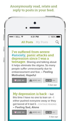 NAMI AIR app provides support for mental health recovery