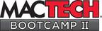 MacTech BootCamp II Logo.  (PRNewsFoto/MacTech)