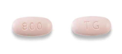 PREZCOBIX(TM) (darunavir 800mg / cobicistat 150mg) Tablets