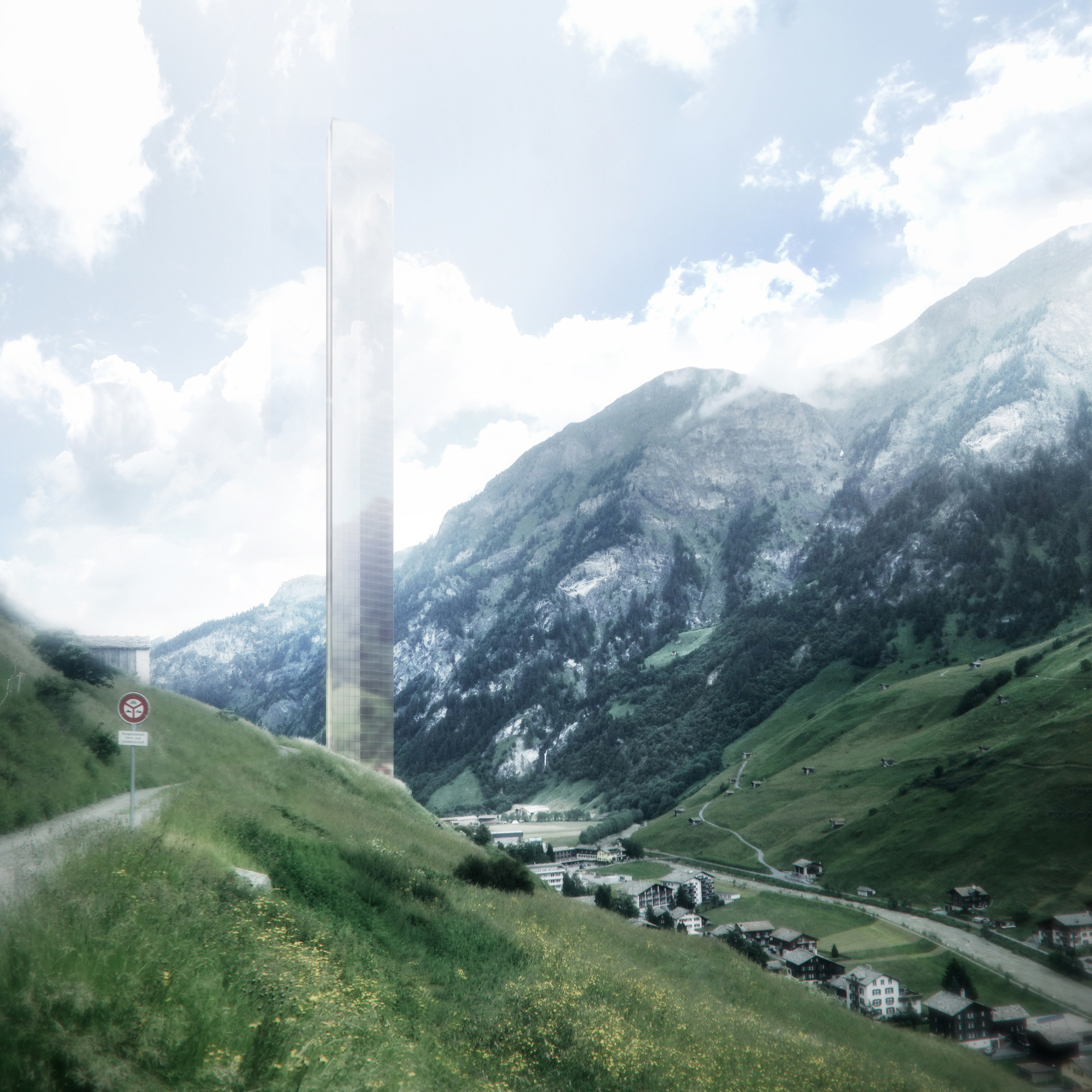 7132 Ltd in Partnership with Morphosis Architects, Unveils the Design for the New 7132 Hotel and Arrival in Vals, Switzerland