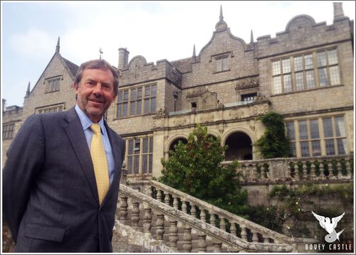 Bovey Castle this week announced the appointment of Greg Fehler as General Manager. (PRNewsFoto/Eden Hotel Collection)