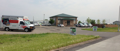 U-Haul Takes Ownership of Three Self-Storage Properties in Fargo.  (PRNewsFoto/U-Haul)