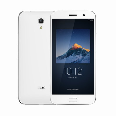 Chinese startup ZUK launches the Z1, a new generation smartphone