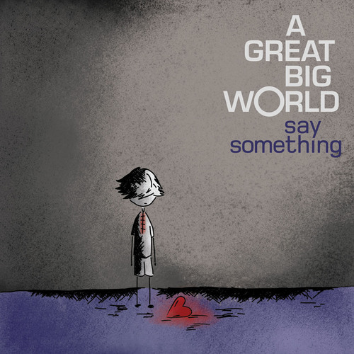 """Musical Duo A Great Big World """"Say Something"""" The World Listens – Debut EP Available on October 15. (PRNewsFoto/Epic Records)"""