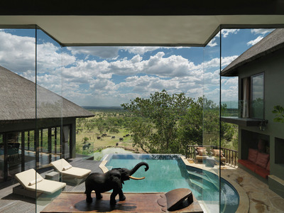 Four Seasons Safari Lodge Serengeti, Tanzania, Fall 2012.  (PRNewsFoto/Four Seasons Hotels and Resorts)