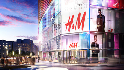 H Amp M To Open Monumental Store In Herald Square