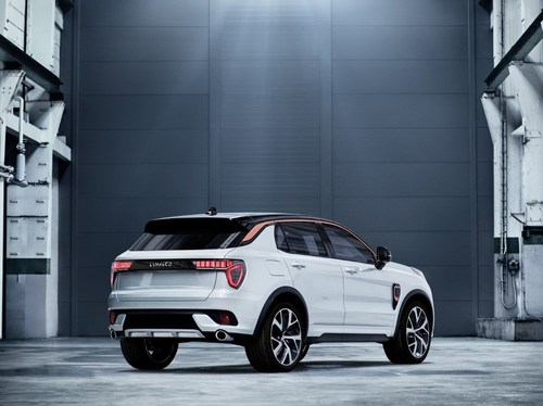 LYNK & CO. A new car brand with built-in sharing and ownership solutions. (PRNewsFoto/LYNK & CO)
