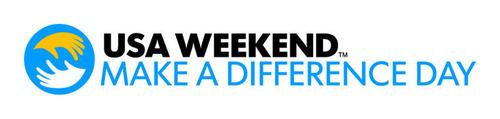 Make A Difference Day Logo.(PRNewsFoto/Gannett Co., Inc.)