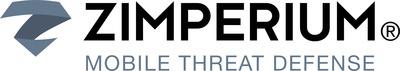 Zimperium Logo (PRNewsFoto/Zimperium, Inc.)