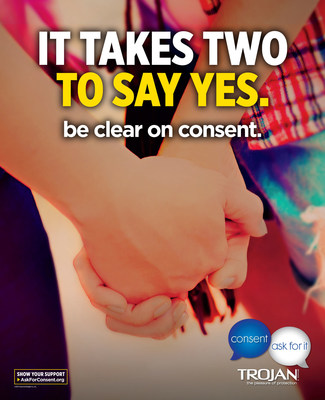 "To download ""Consent. Ask For It"" posters, visit www.askforconsent.org"