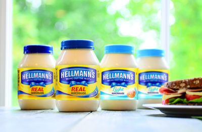 Brand identity refresh: the new pack design for Hellmann's Mayonnaise by Design Bridge