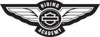 Riding Academy Logo (PRNewsFoto/Harley-Davidson Motor Company)