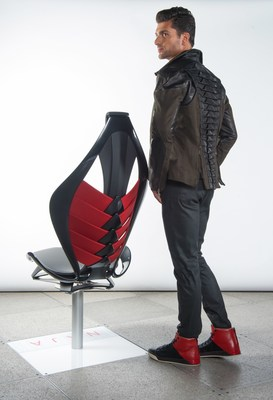 Capturing the Sportitude of Crafted by Lear_ Naja vision seat
