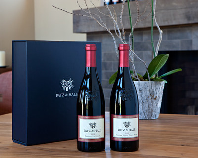 Patz & Hall produces a collection of appellation and single-vineyard designated wines each vintage, including several vineyard-designate wines that are released exclusively to members of its Salon Society wine club.
