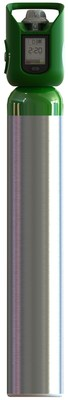The LIV(R) IQ oxygen cylinder