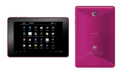 Huawei's MediaPad Now Comes with Android 4.0