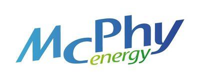McPhy Logo