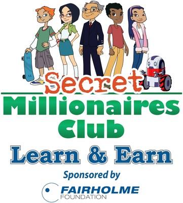 "Warren Buffett's Secret Millionaires Club ""Grow Your Own Business Challenge"" Announces Grand Prize Winners! Congratulations to Miroslav Bergan of Short Hills, NJ and Team Keep Track Sticky Back of Omaha, NE!"