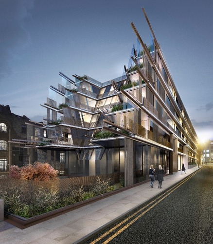 Nobu Hospitality Continues Global Expansion With Nobu Hotel Shoreditch, London Set To Open In 2016