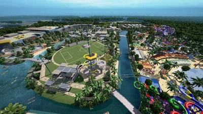 Asia's Water Parks Inspire New Multi-Million Dollar Project on Australia's Sunshine Coast