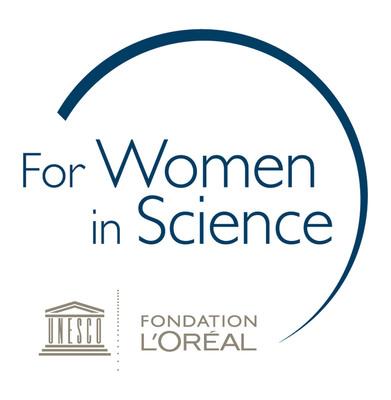 L'OREAL-UNESCO For Women in Science.  (PRNewsFoto/L'OREAL)