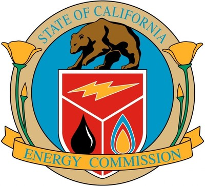 California Energy Commission Logo (PRNewsFoto/California Energy Commission)
