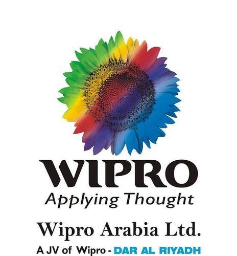 Wipro Arabia Ltd. logo (PRNewsFoto/Wipro Limited)