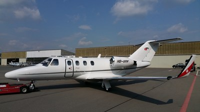 Tamarack Aerospace and Cessna Send Active Winglet Equipped CJ1 on European Demo Flight Tour