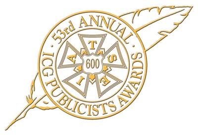 53rd Annual ICG Publicist Awards 2016