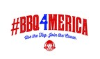 "Wendy's is rallying Americans to join the fight against barbecue inaccessibility and providing a solution with Wendy's new BBQ Pulled Pork menu. As part of its #BBQ4merica campaign, Wendy's is taking this barbecue cause directly to the White House to ask for a Presidential Proclamation to make barbecue the ""National Dish of America"" and bring this savored dish the well-earned title it deserves. (PRNewsFoto/Wendy's)"