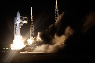 NOAA's GOES-R weather satellite, built by Lockheed Martin, was successfully launched on Nov. 19, 6:42 pm. ET on an Atlas V rocket form Cape Canaveral Air Force Station, Florida.